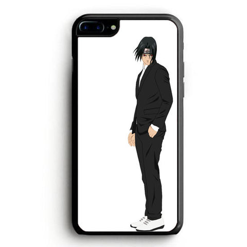 Uchiha Itachi Black Suit Style iPhone 6 Case | yukitacase.com
