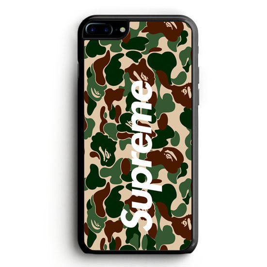Supreme Bape Title iPhone 6S Plus | yukitacase.com