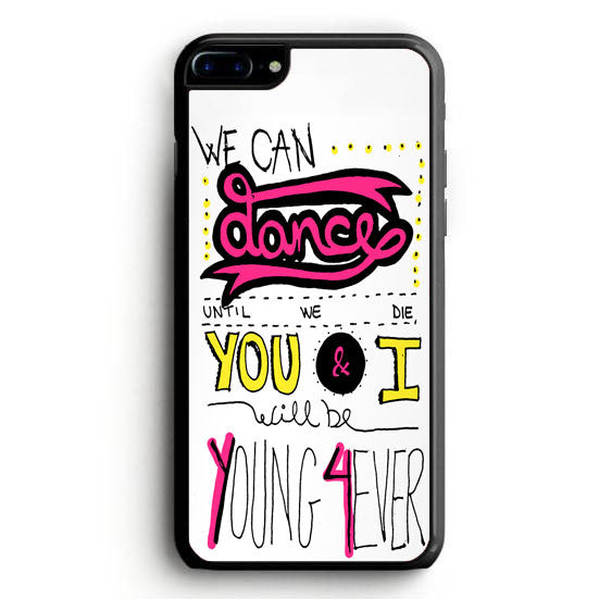 Teenage Dream Katy Perry Lyrics iPhone 7 | yukitacase.com