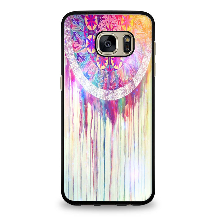 BMTH Sempiternal in rainbow watercolor drop Samsung Galaxy S6 Edge Plus Case | yukitacase.com