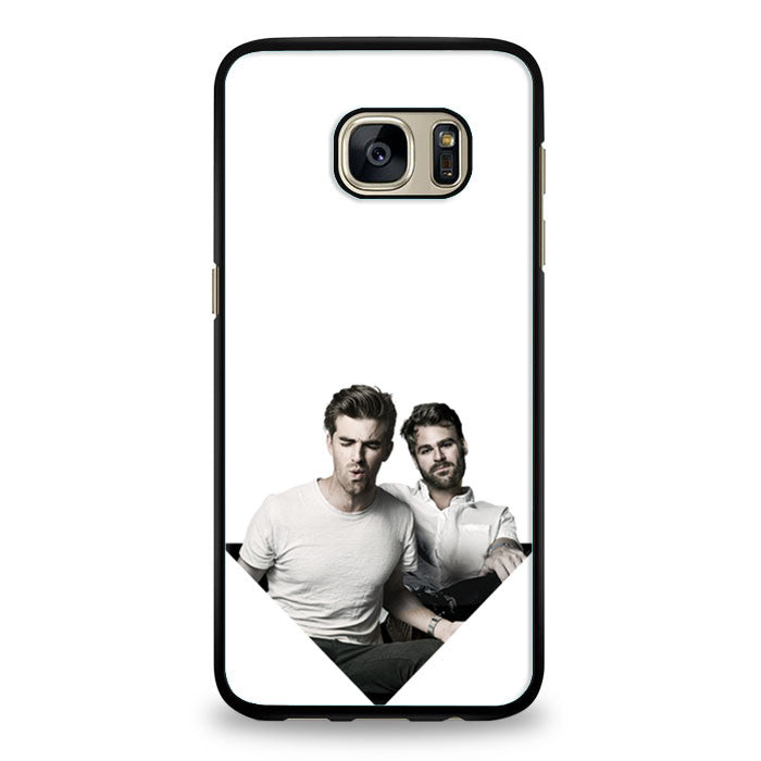 The Chainsmokers Setting Fires Samsung Galaxy S6 Edge Plus | yukitacase.com