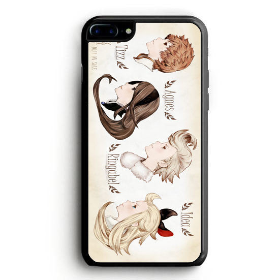 Bravely Default iPhone 7 Plus Case | yukitacase.com