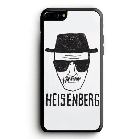 Breaking Bad Heisenberg Drawing iPhone 7 Case | yukitacase.com