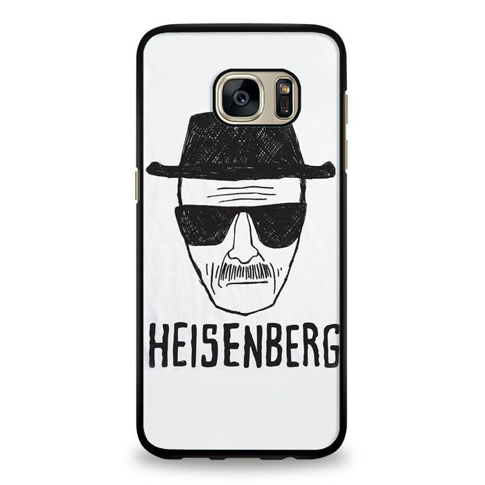 Breaking Bad Heisenberg Drawing Samsung Galaxy S6 Edge Plus Case | yukitacase.com