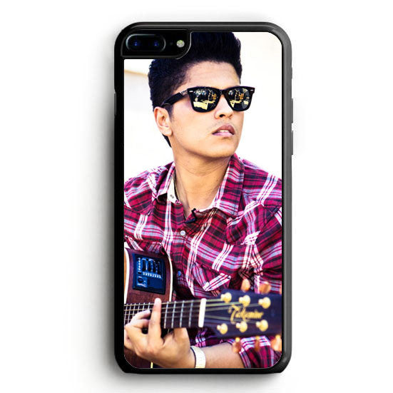 Bruno Mars Playing Guitar iPhone 6 Case | yukitacase.com