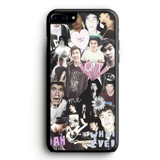 Calum Hood collage iPhone 7 Plus Case | yukitacase.com