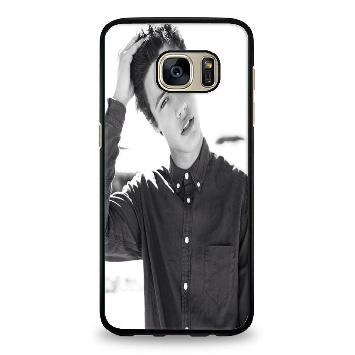 Cameron Dallas collage Samsung Galaxy S6 Edge Case | yukitacase.com