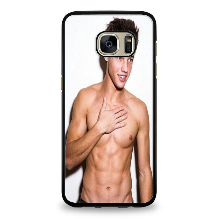 Cameron Dallas Face Cover Samsung Galaxy S6 Case | yukitacase.com