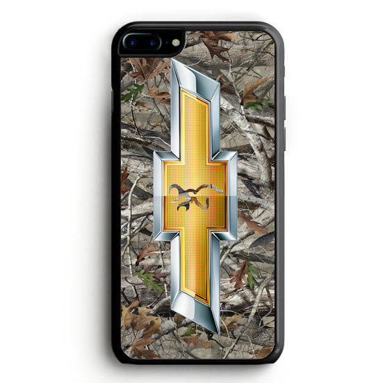 Camo Browning chevrolet iPhone 7 Case | yukitacase.com