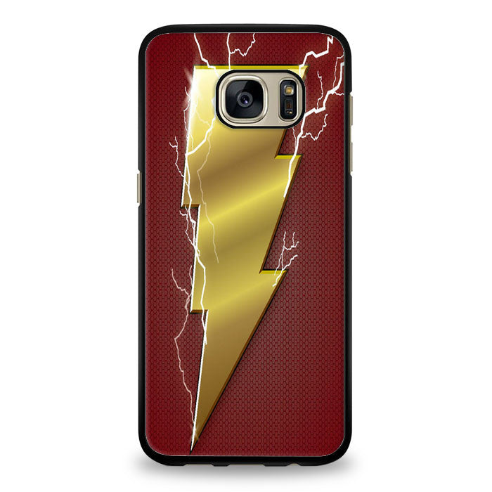 Captain Marvel Logo Samsung Galaxy S6 Case | yukitacase.com