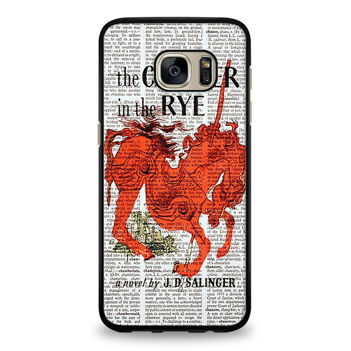 Catcher in the rye 2 Samsung Galaxy S6 Edge Case | yukitacase.com