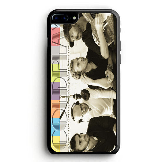 Coldplay Collage iPhone 6 Case | yukitacase.com