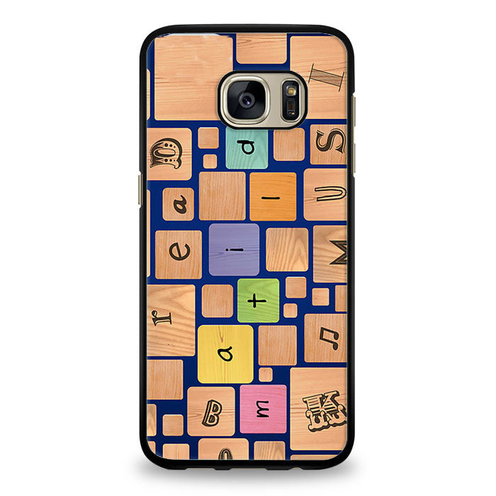 Collage Matilda Samsung Galaxy S6 Case | yukitacase.com