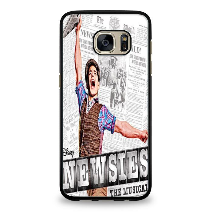 Collage Newsies Samsung Galaxy S6 Edge Case | yukitacase.com