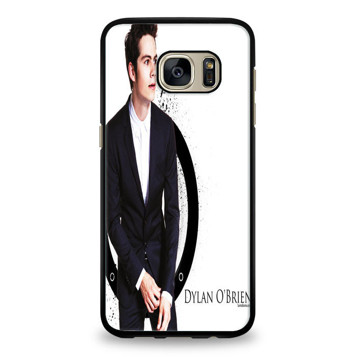 Cool Dylan O'brien Samsung Galaxy S7 Edge Case | yukitacase.com