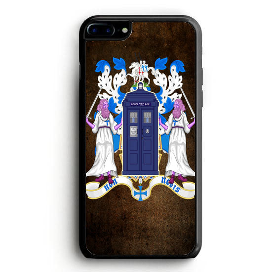 crest of the knight of fandom dr who iPhone 6 Case | yukitacase.com