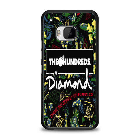 The Hundreds Diamond Supply Co HTC One M9 | yukitacase.com
