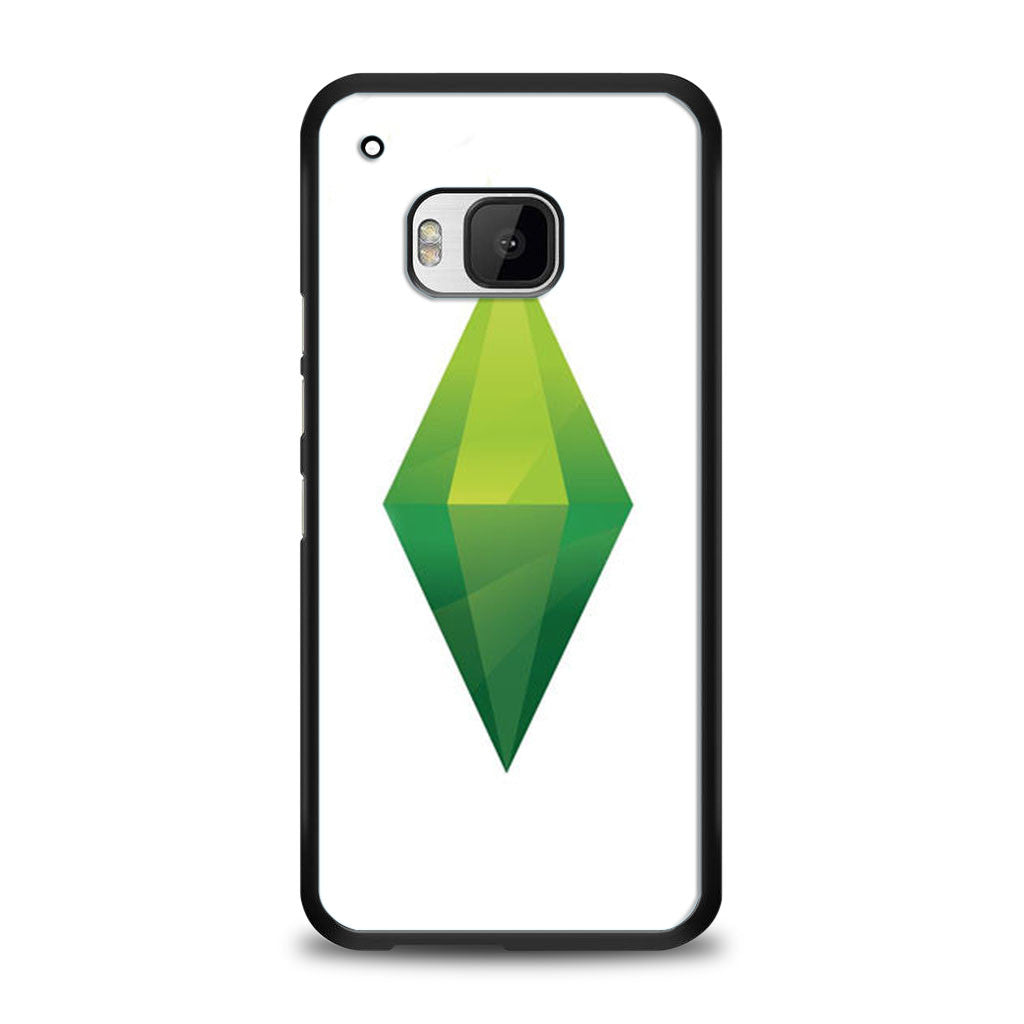The Sims Logo HTC One M9 | yukitacase.com