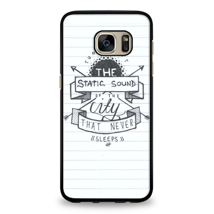 Disconnected Artwork Samsung Galaxy S6 Edge Plus Case | yukitacase.com