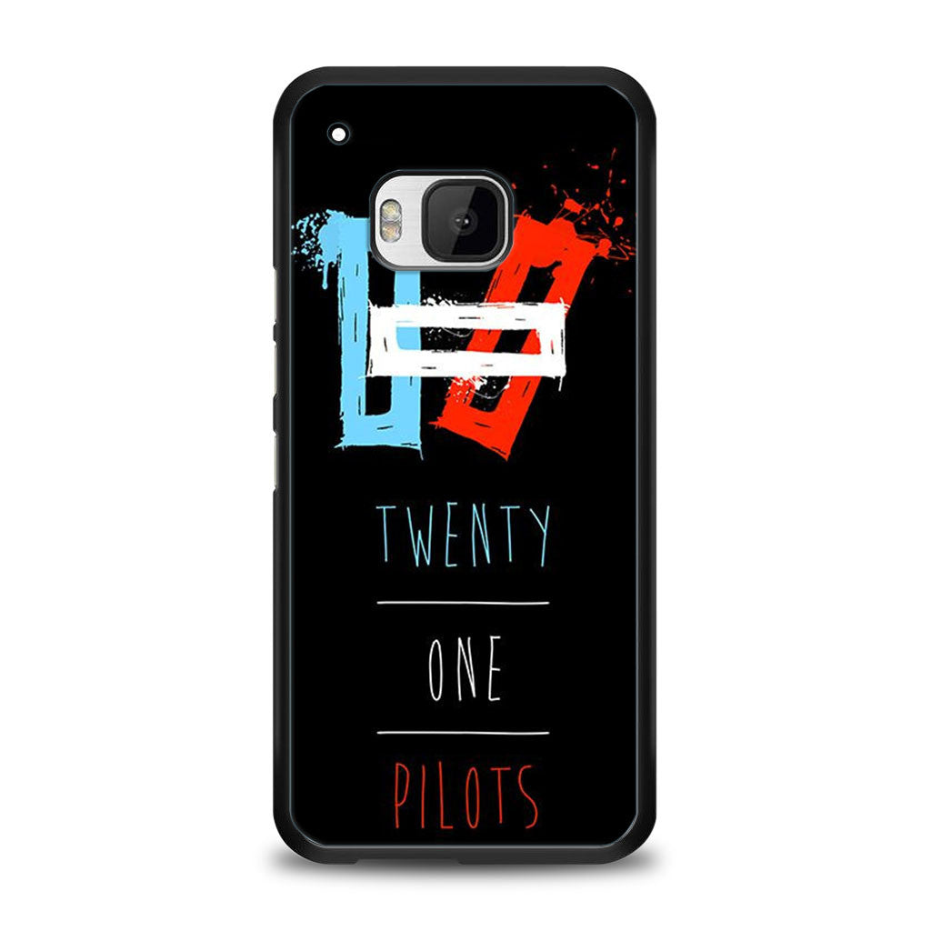 Twenty One Pylots Symbols HTC One M9 | yukitacase.com