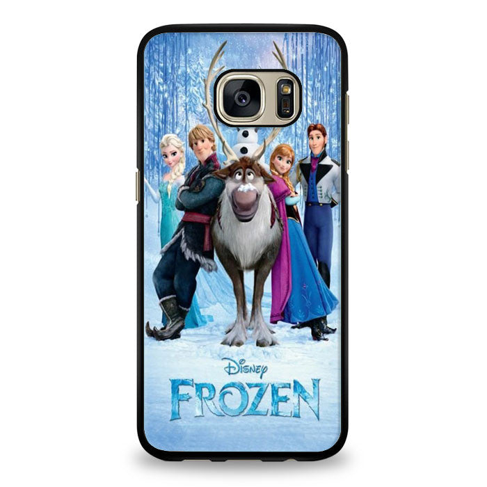 Disney Frozen Olaf Quote Samsung Galaxy S6 Edge Plus Case | yukitacase.com