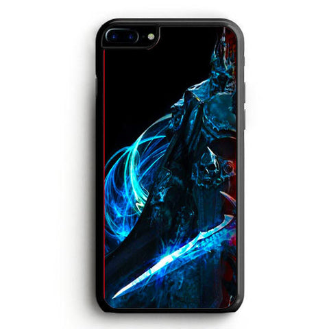 World of Warcraft Lich King iPhone 6 Plus | yukitacase.com