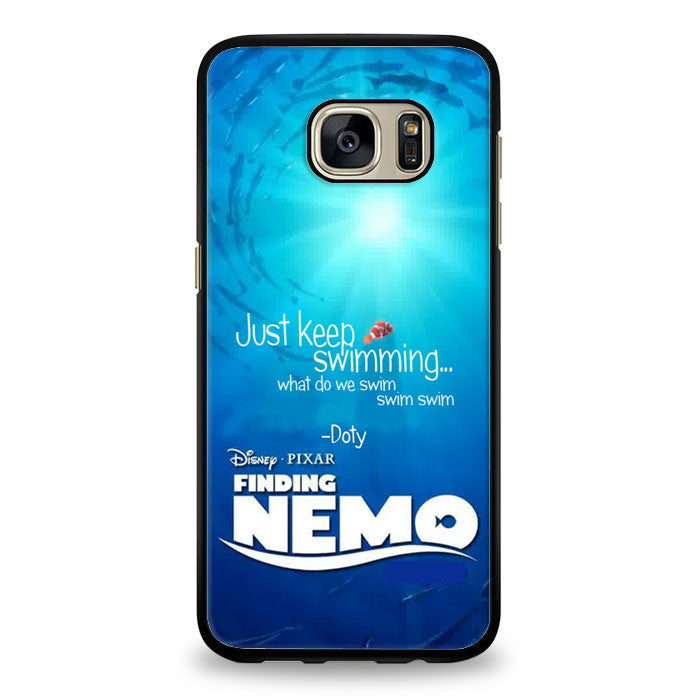 Finding Nemo Quote Samsung Galaxy S6 Case | yukitacase.com
