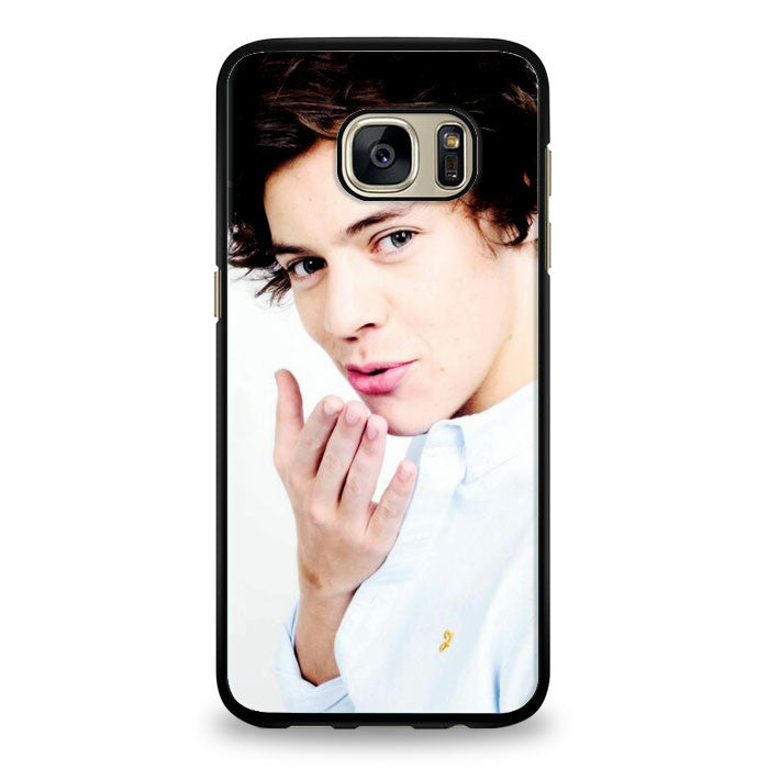 Harry Styles from BSE Samsung Galaxy S6 Edge Case | yukitacase.com