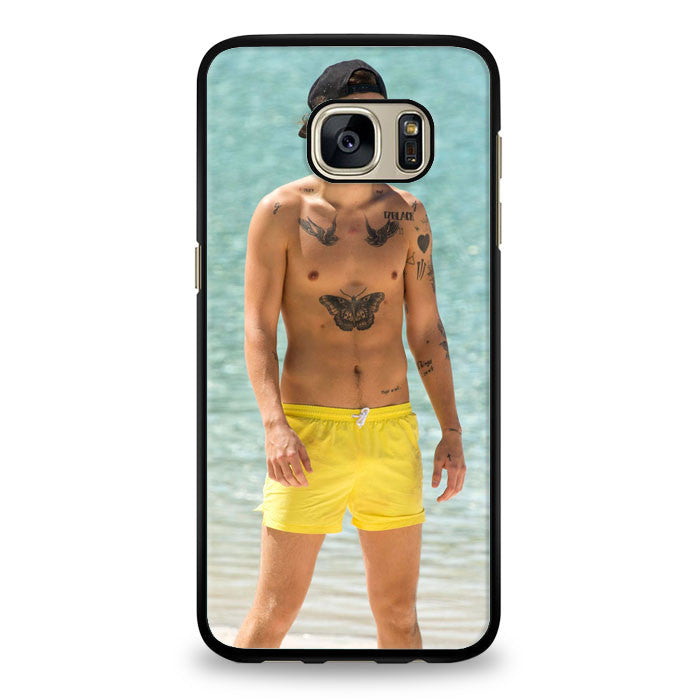 Harry Styles kiss Samsung Galaxy S6 Edge Plus Case | yukitacase.com