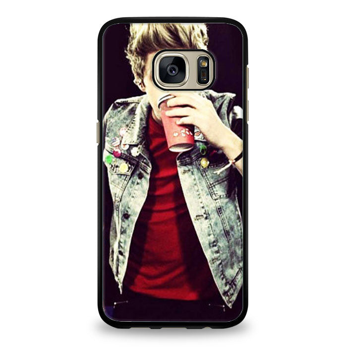i love Niall Horan one direction Samsung Galaxy S6 Edge Case | yukitacase.com