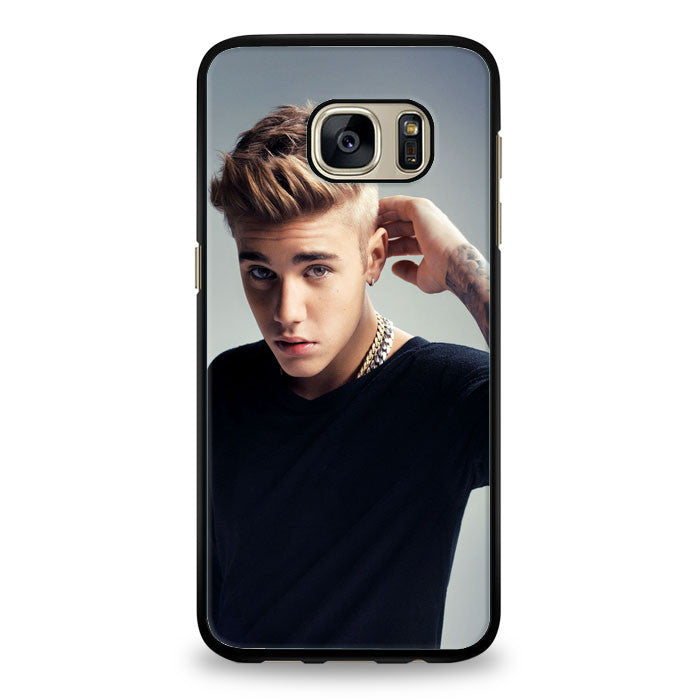 Justin Bieber Never Say Never Samsung Galaxy S6 Case | yukitacase.com