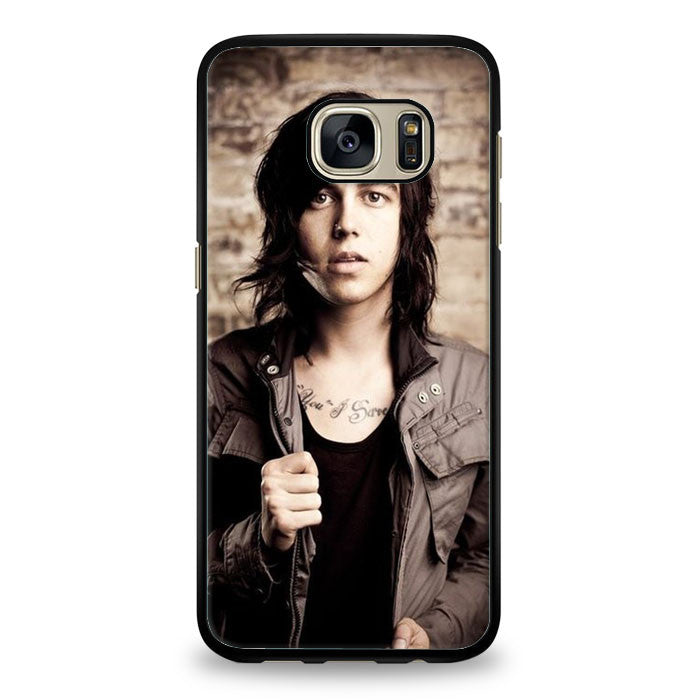 kellin quinn sleeping with sirens Samsung Galaxy S6 Edge Case | yukitacase.com