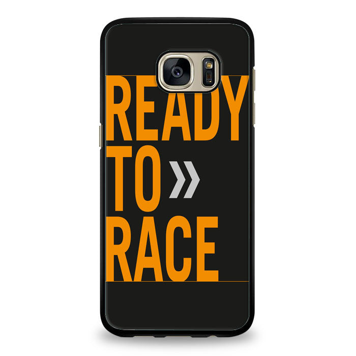 KTM Ready To Race Samsung Galaxy S7 Edge Case | yukitacase.com