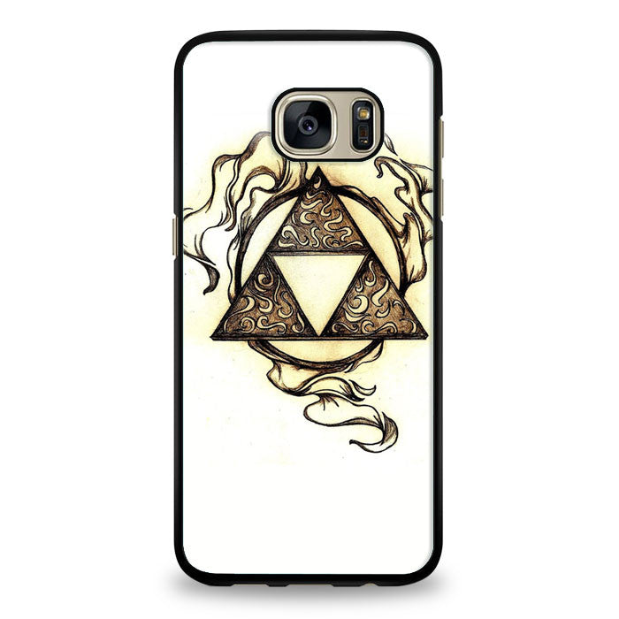 Legend of Zelda Triforce 2 Samsung Galaxy S6 Edge Plus Case | yukitacase.com