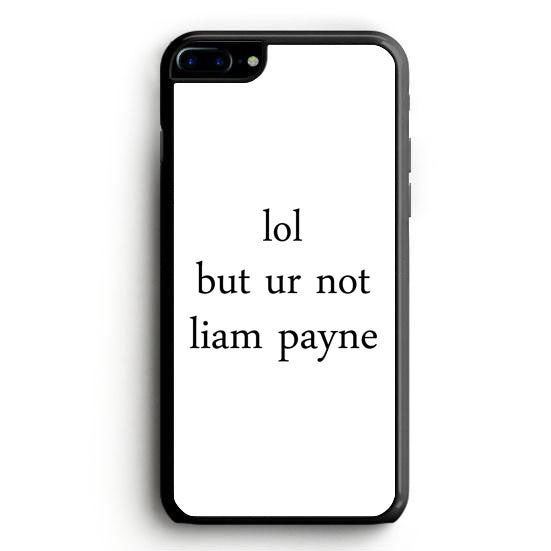 lol but ur not liam payne iPhone 6 Case | yukitacase.com