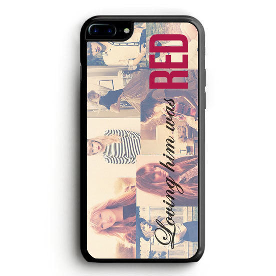 Loving Him Was Red Taylor Swift iPhone 6 Case | yukitacase.com