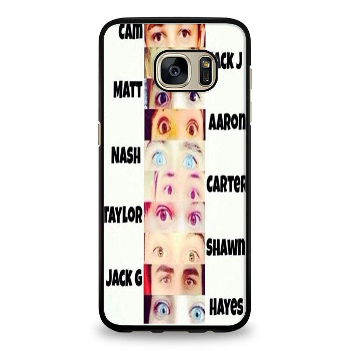 Magcon boys eye Family Samsung Galaxy S6 Case | yukitacase.com