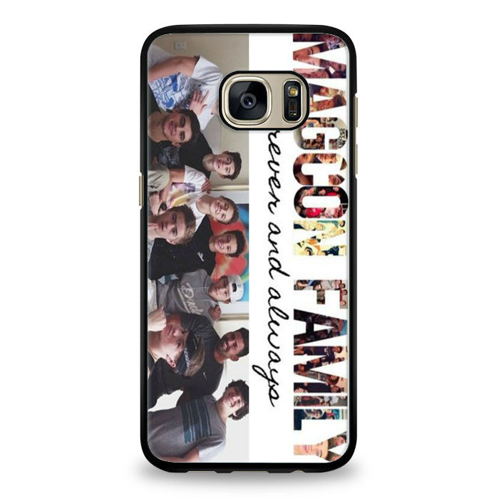 Magcon Family Cover Samsung Galaxy S6 Edge Plus Case | yukitacase.com