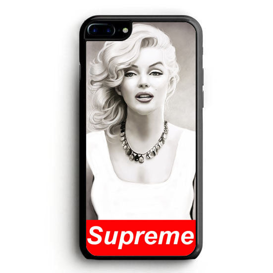 marilyn monroe supreme design iPhone 6 Case | yukitacase.com