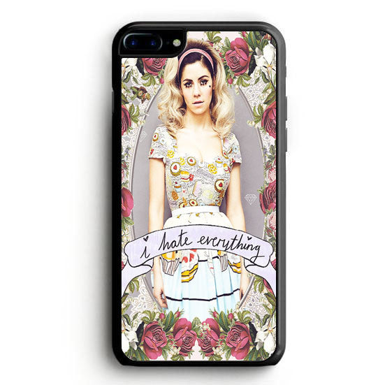 Marina And The Diamond - i hate everything iPhone 6 Case | yukitacase.com