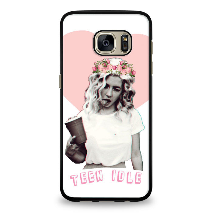 Marina and the DIamonds collage Samsung Galaxy S6 Case | yukitacase.com
