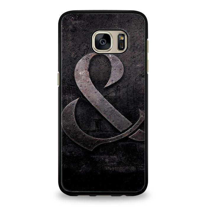Mice Of Men Logo Design Samsung Galaxy S7 Edge Case | yukitacase.com