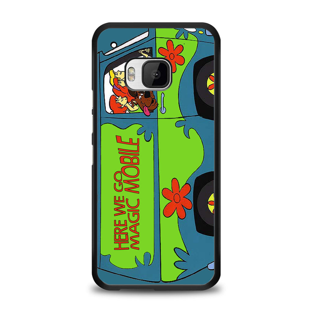Mystery Machine Van Scooby Doo Samsung Galaxy S6 Edge Plus Case | yukitacase.com