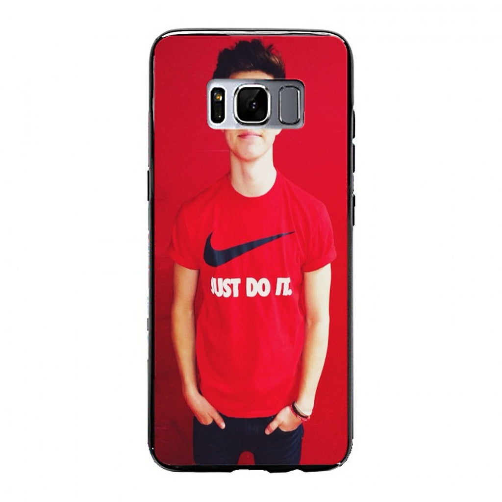 Nash Grier Case Samsung Galaxy S8 Plus Case | yukitacase.com