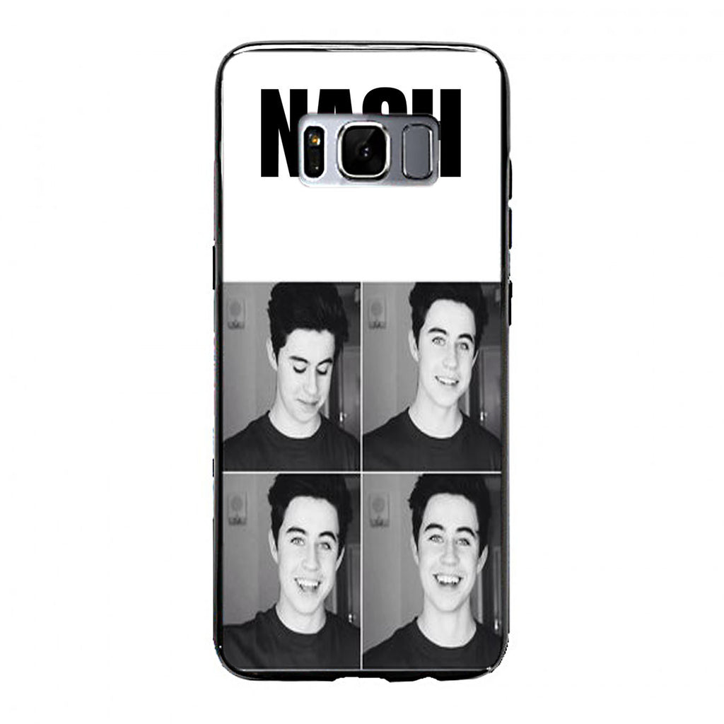 Nash Grier Fun Photos Samsung Galaxy S8 Plus Case | yukitacase.com
