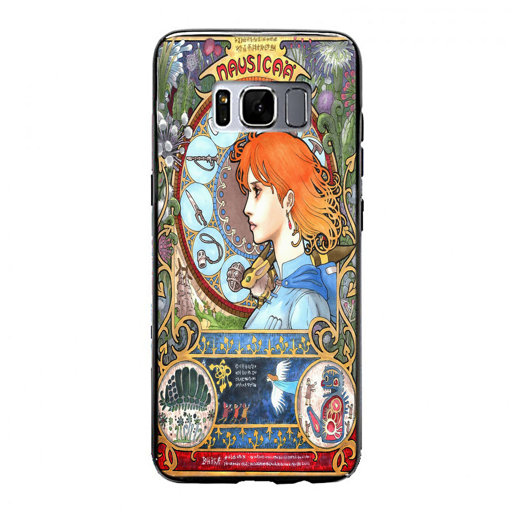 Nausicaä of the Valley of the Wind Samsung Galaxy S8 Plus Case | yukitacase.com