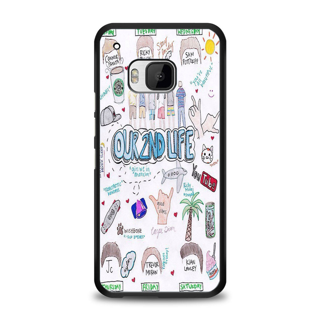O2L Our Second Life Lyric Samsung Galaxy S6 Edge Plus Case | yukitacase.com