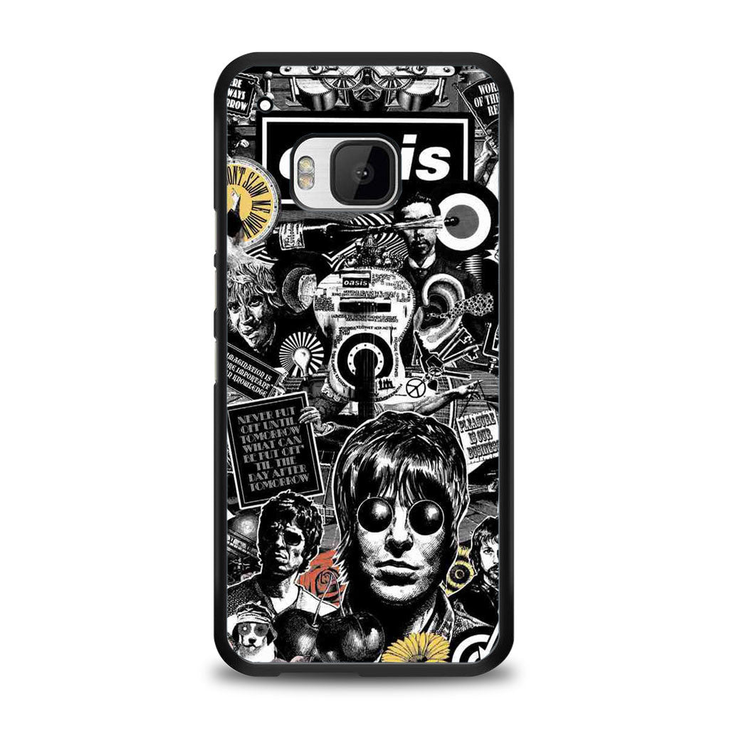 Oasis band, liam noel galagher Samsung Galaxy S6 Edge Plus Case | yukitacase.com