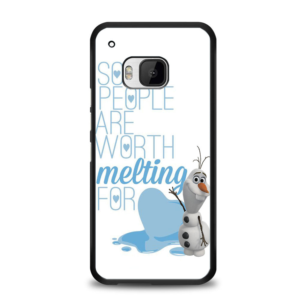Olaf Quote of Disney Frozen Samsung Galaxy S6 Edge Plus Case | yukitacase.com