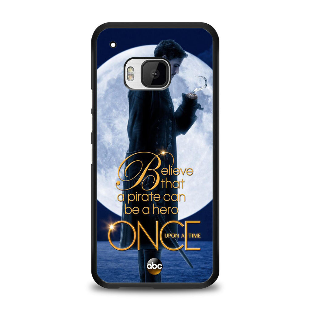Once Upon a Time Captain Hook Believe Samsung Galaxy S6 Edge Plus Case | yukitacase.com